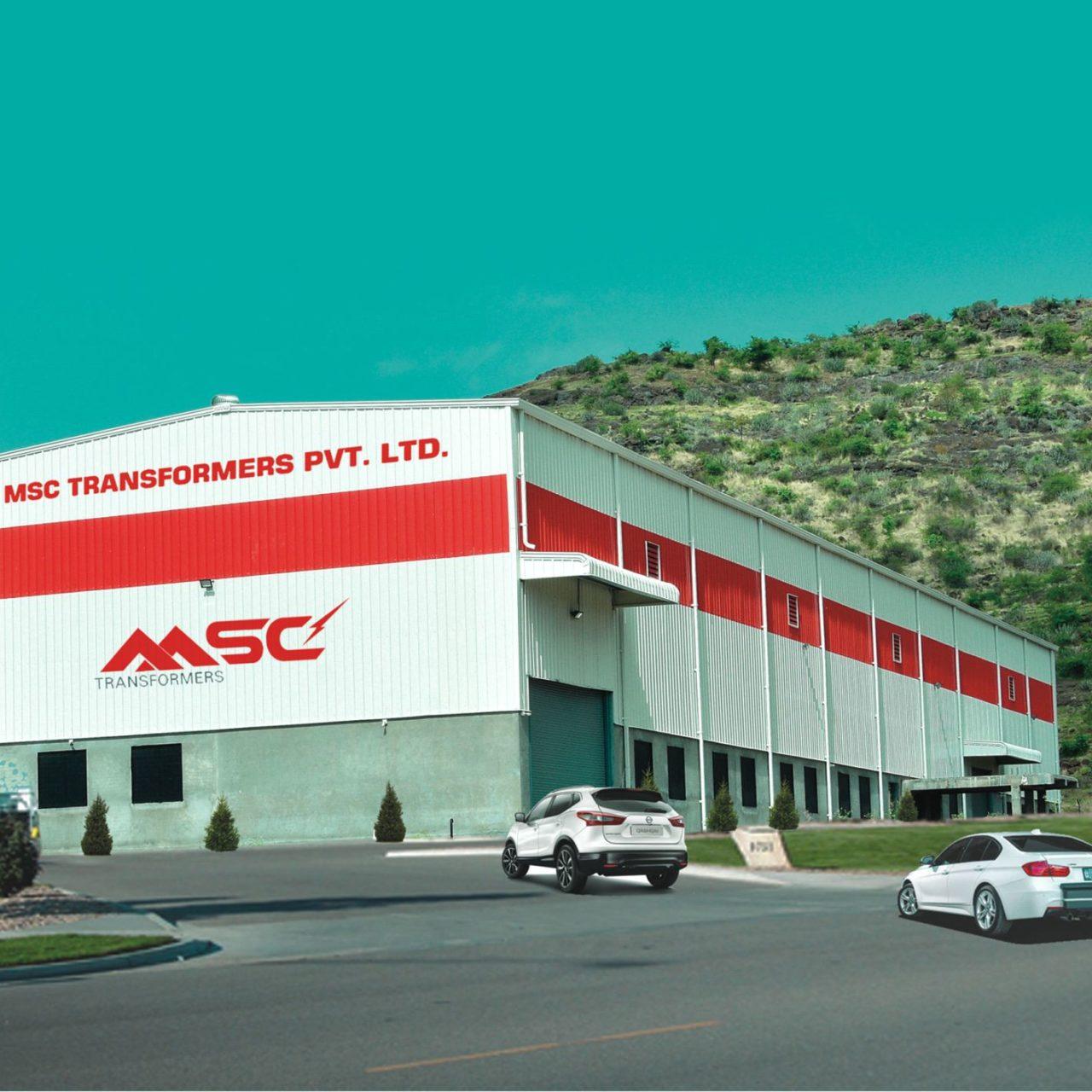 MSC Transformers Pvt Ltd - Factory